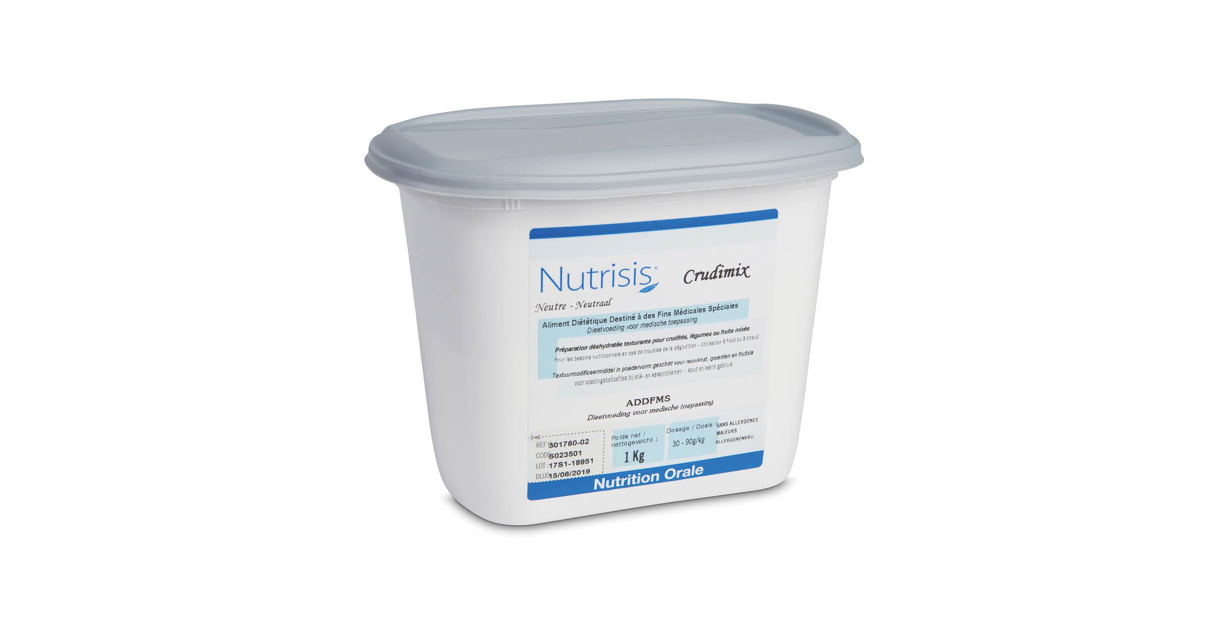 Crudimix (pot 1kg)