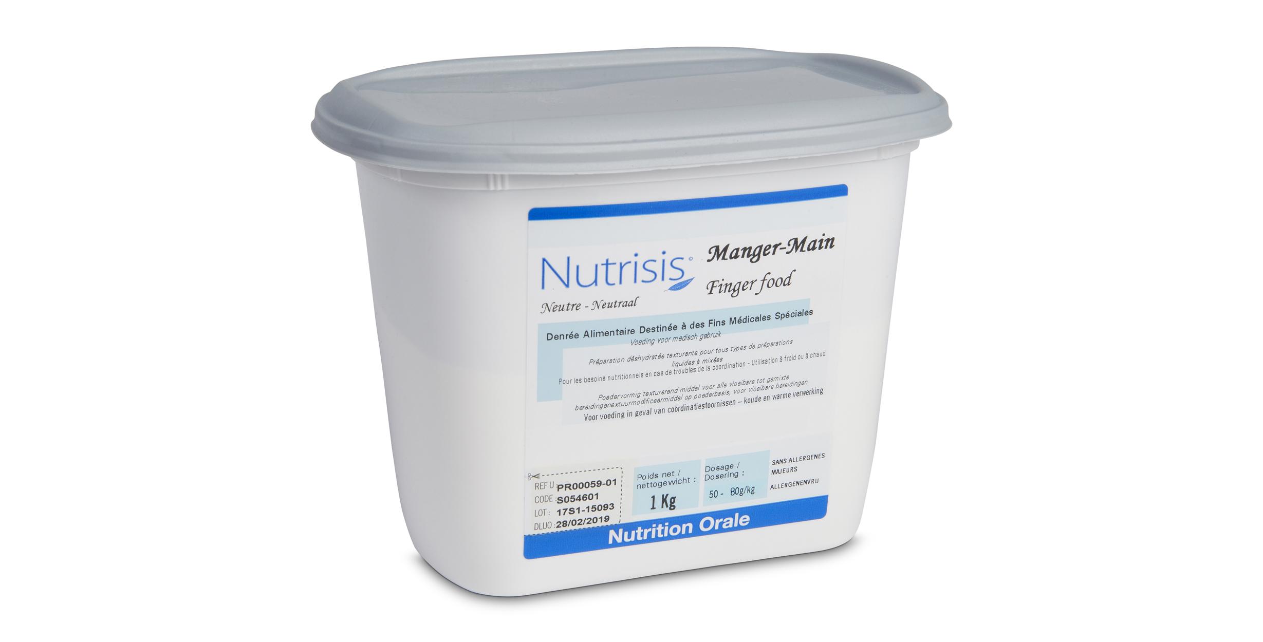 Manger-main (pot 1kg)