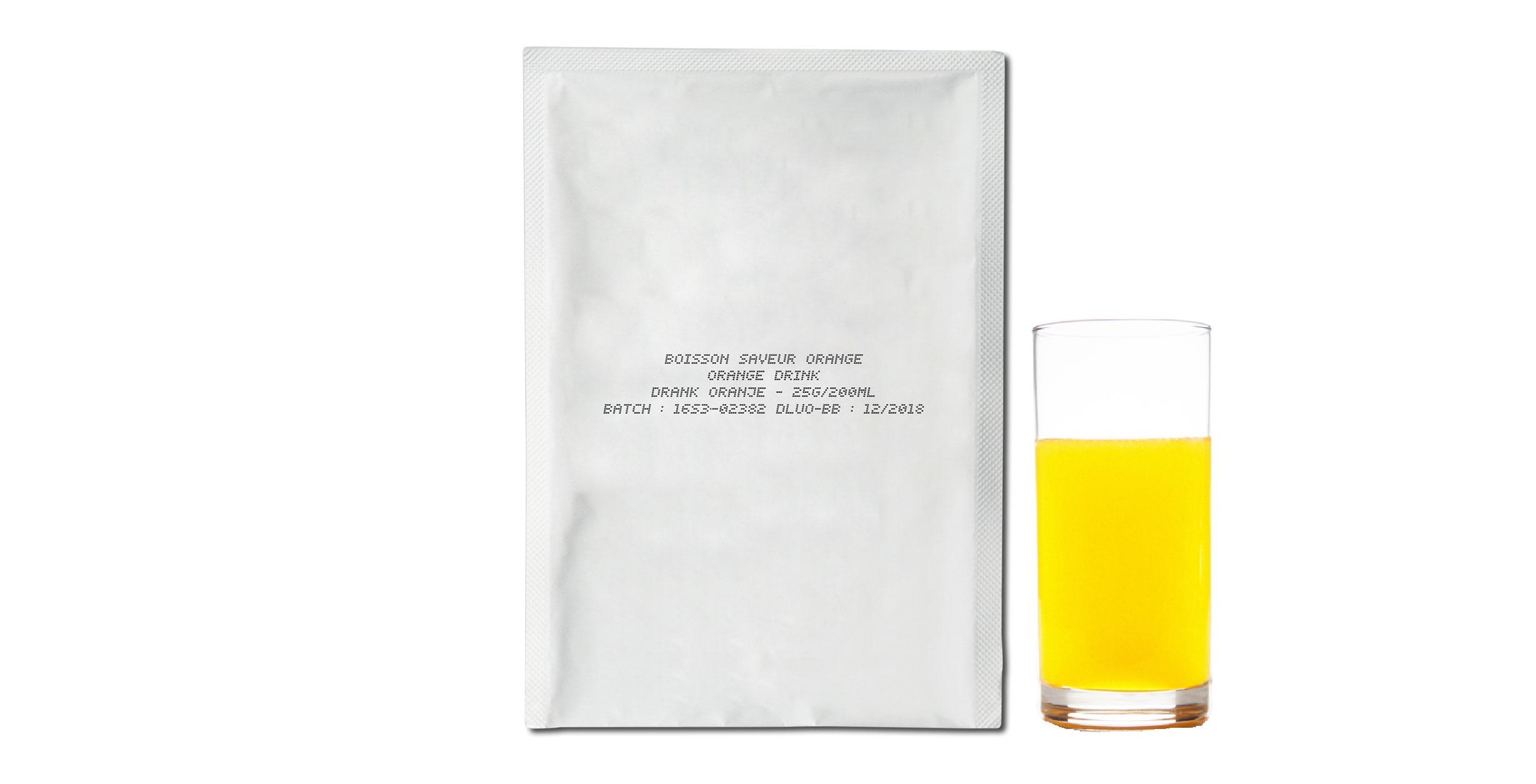 ProtiDrink Boisson Fruitée HP Orange (dose 25g)