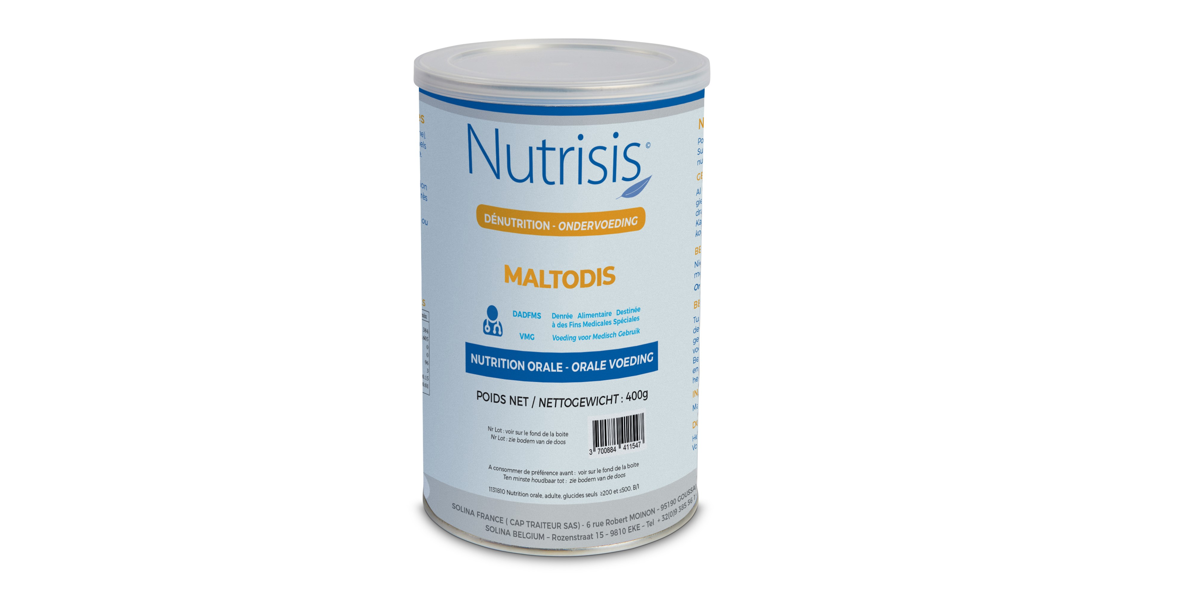 Maltodis (Boite 400g)