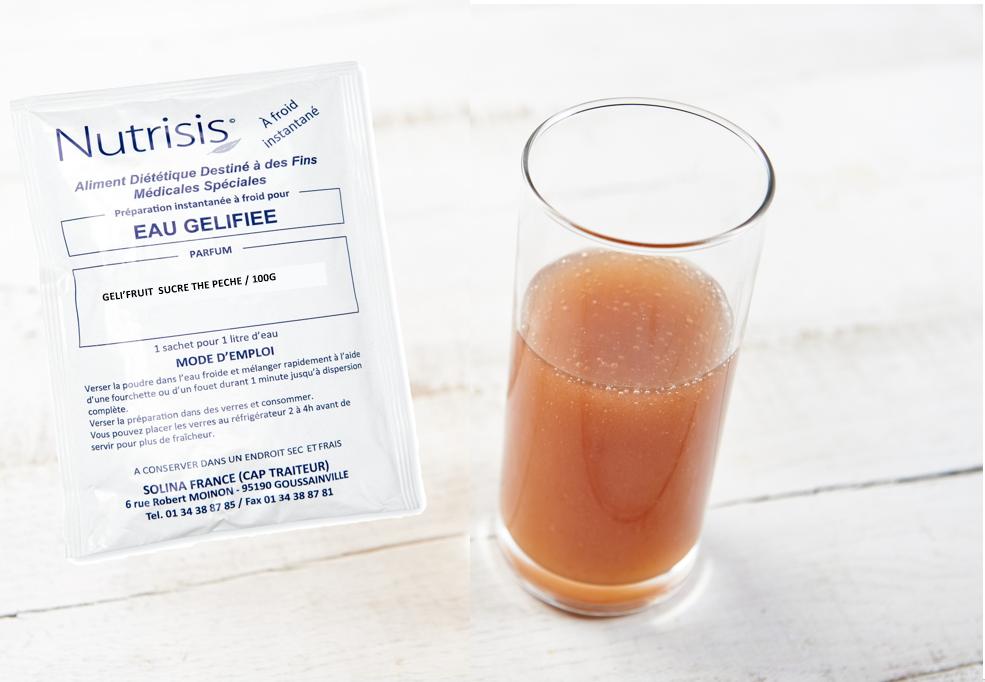 GELI'FRUIT sucrés en doses 100g