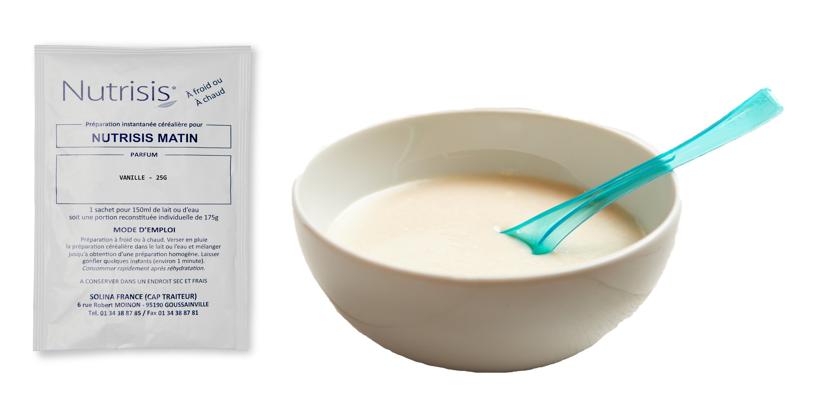Céréales Nutrisis Matin (Dose 25g)